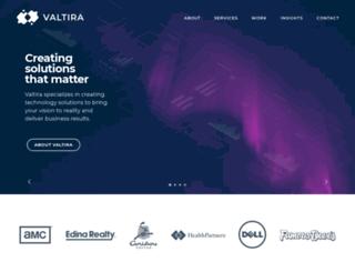 valtira.com screenshot