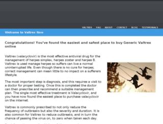 valtrexnow.net screenshot