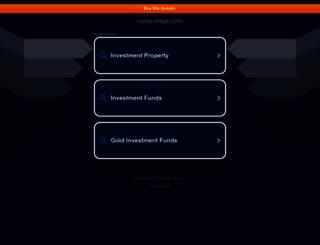 value-edge.com screenshot