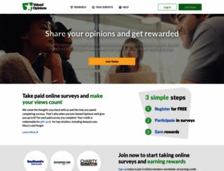 valuedopinions.com screenshot
