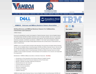 vamboa.com screenshot