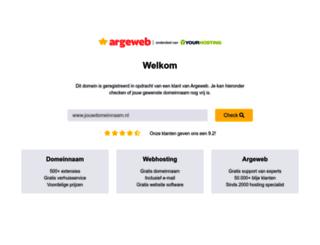 vamex.nl screenshot