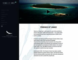 vamizi.com screenshot