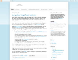 vamonossoftware.com screenshot