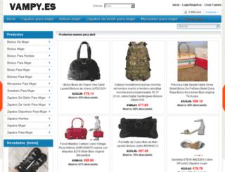 vampy.es screenshot