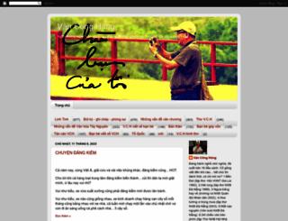 vanconghung.blogspot.com screenshot
