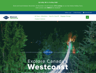 vancouvertrolley.com screenshot