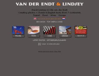 vanderendt-lindsey.com screenshot