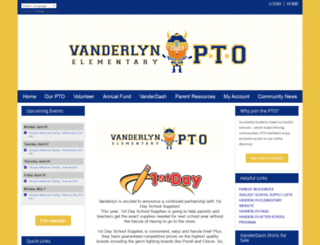 vanderlynpto.membershiptoolkit.com screenshot