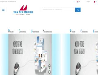 vandermeulen.easyorder.nl screenshot