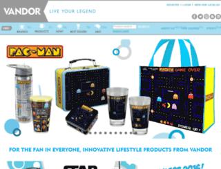 vandorgifts.com screenshot