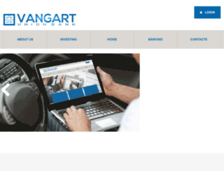 vangartunionbank.com screenshot