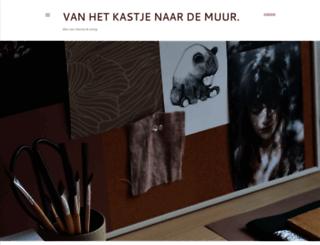 vanhetkastjenaardemuur.blogspot.nl screenshot