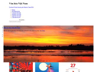 vanhoavietnam365.blogspot.com screenshot
