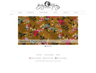 vanillabloom.co.uk screenshot