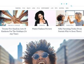 vanity.womensforum.com screenshot