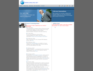 vanling.net screenshot