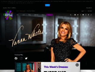 vannawhite.com screenshot