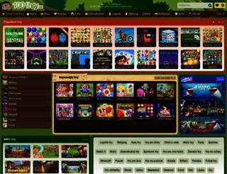 vanocni-stromky.1001hry.cz screenshot