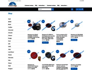vanos-bmw.com screenshot