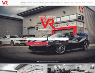 vanrooyen-eps.com screenshot
