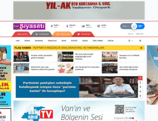vansiyaseti.com screenshot