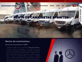 vansmanzahnos.com.mx screenshot