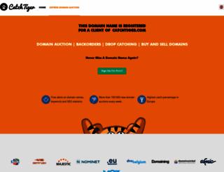 vanspas-cher.fr screenshot