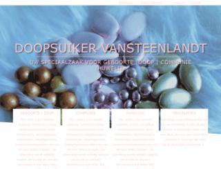 vansteenlandt.net screenshot