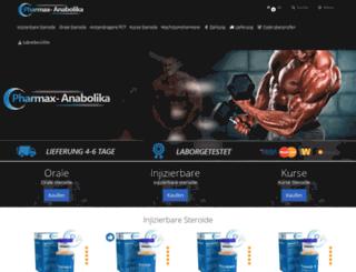 vantargis-factoring.de screenshot