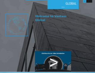 vantemglobalhomes.com screenshot