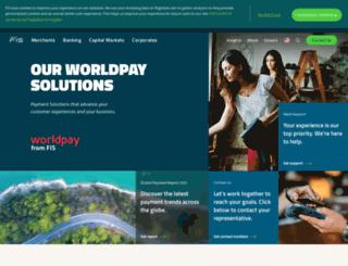 vantiv.com screenshot