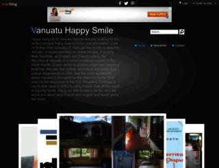 vanuatuhappylife.over-blog.com screenshot