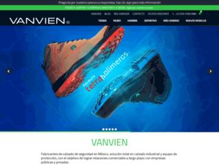 vanvien.com screenshot