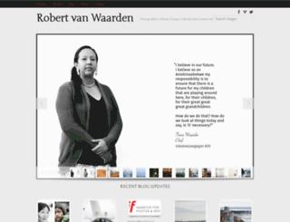 vanwaardenphoto.com screenshot