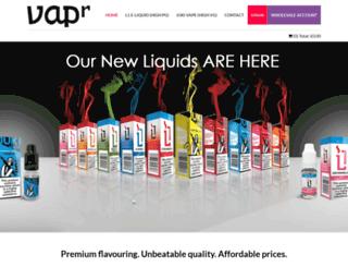 vap-r.com screenshot