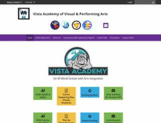 vapa.vistausd.org screenshot