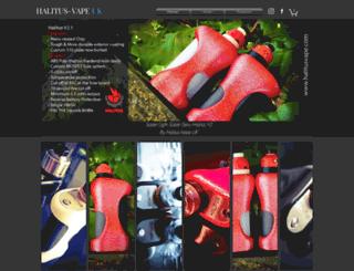 vape-tronics.com screenshot