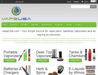 vape-usa.myshopify.com screenshot