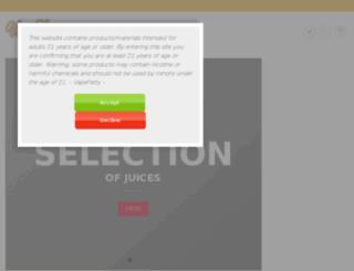 vapefatty.com screenshot