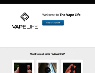 vapelife.com screenshot