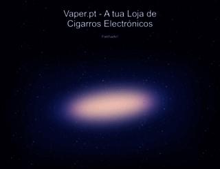 vaper.pt screenshot