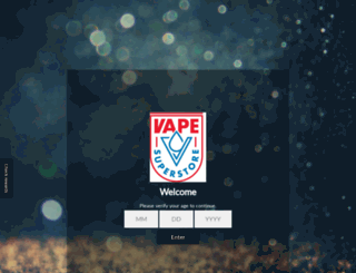 vapexcape.org screenshot