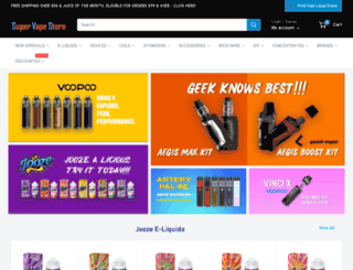 vapingcobra.com.au screenshot