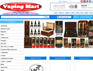 vapingmart.com screenshot