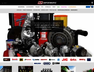 vapormatic.com screenshot