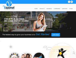 vappnet.com screenshot