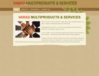 varadms.webs.com screenshot