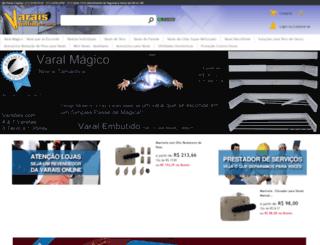 varaisonline.com.br screenshot