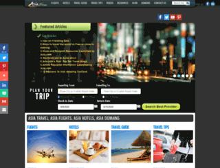 vardaan.asia.com screenshot